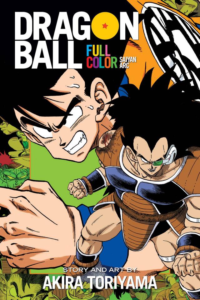 Dragonball: Full Color Vol. 1: Saiyan Arc