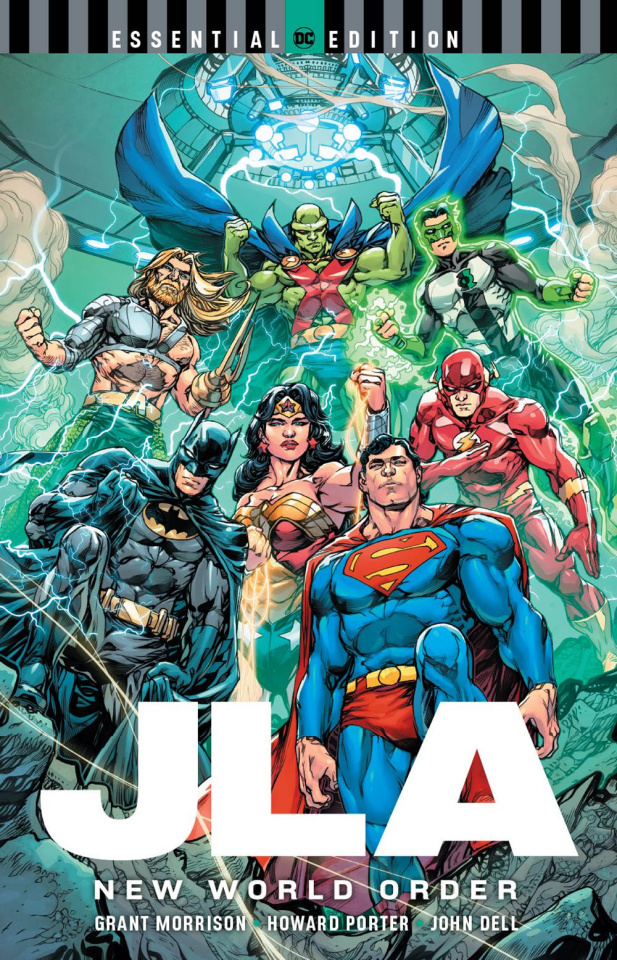 JLA: New World Order (Essential Edition)
