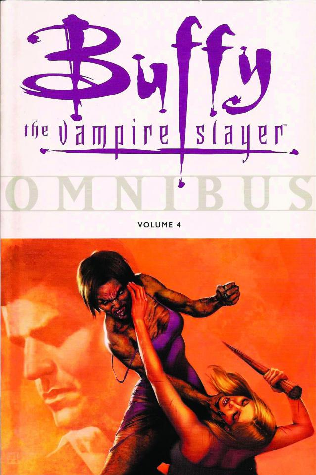 Buffy the Vampire Slayer Vol. 4 (Omnibus)