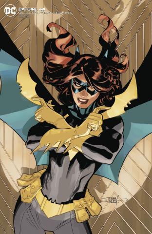 Batgirl #44 (Card Stock Dodson Cover)