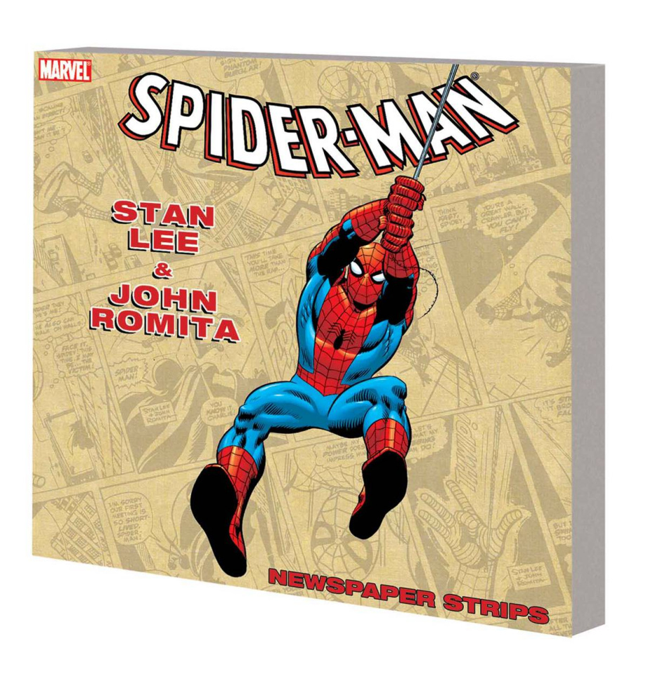Spider-Man: Newspaper Strips Vol. 1