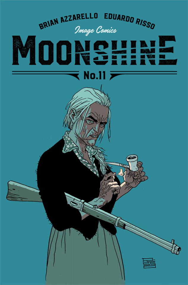 Moonshine #11 (Risso Cover)