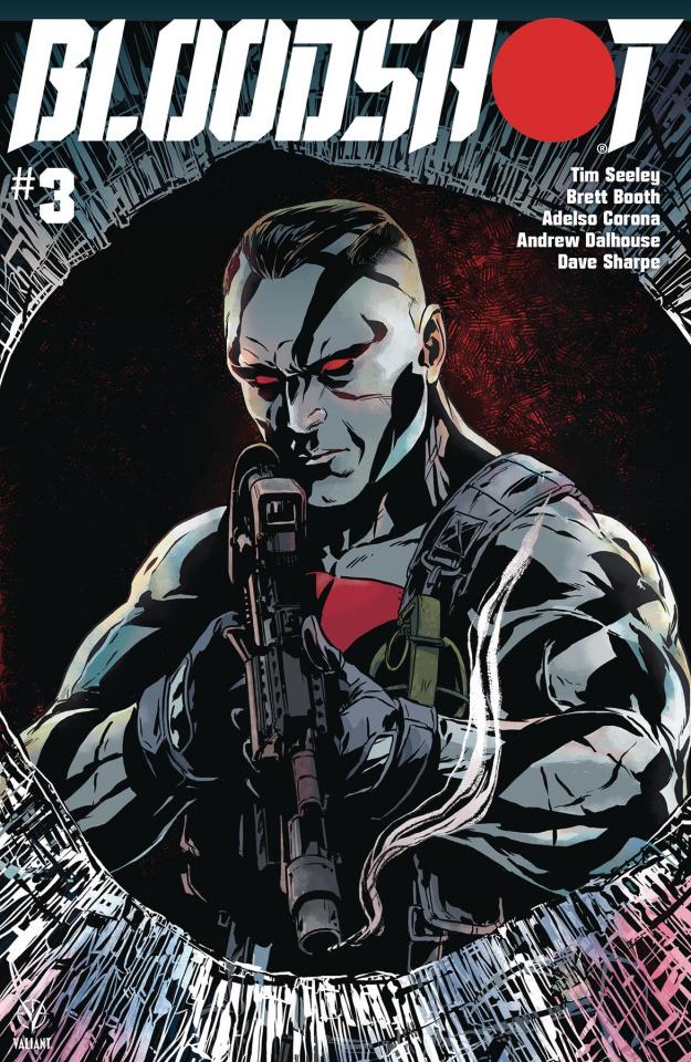 Bloodshot #3 (Laming Cover)