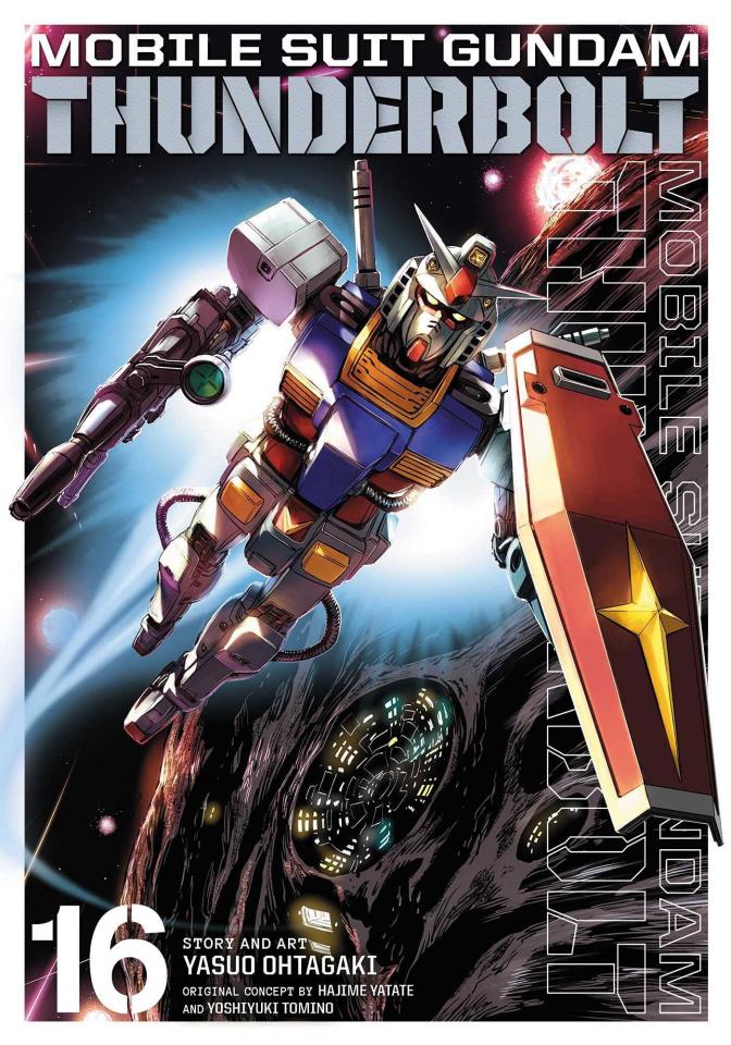Mobile Suit Gundam: Thunderbolt Vol. 16
