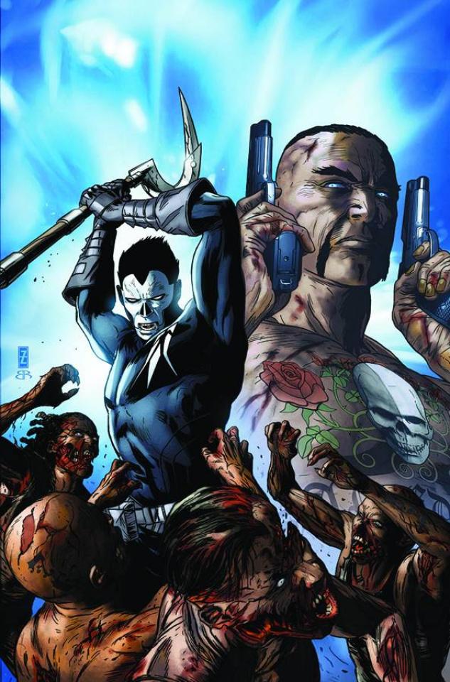 Shadowman #6 (Zircher Cover)