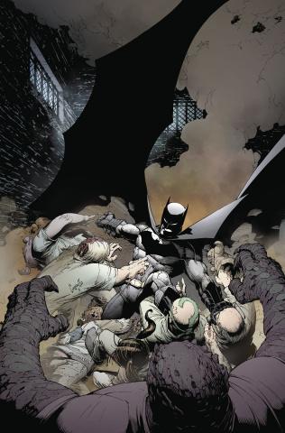 Batman by Snyder & Capullo Vol. 1 (Omnibus)