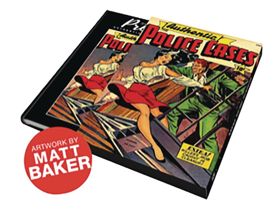 Authentic Police Cases Vol. 1 (Slipcase Edition)