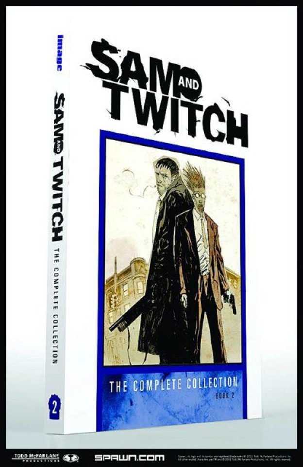 Sam & Twitch: Complete Collection Vol. 2