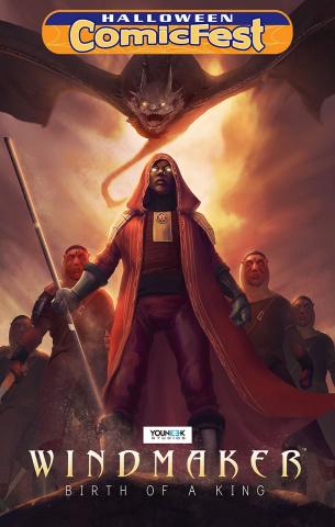 Windmaker: Birth of a King (Halloween ComicFest 2018)