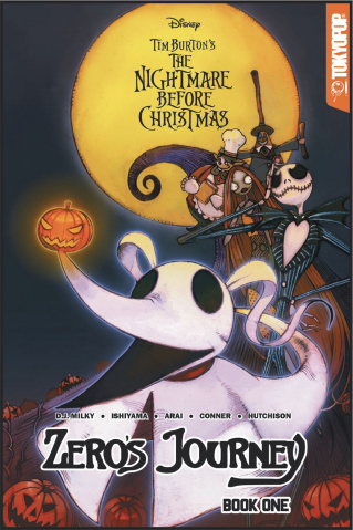 The Nightmare Before Christmas: Zero's Journey Vol. 1