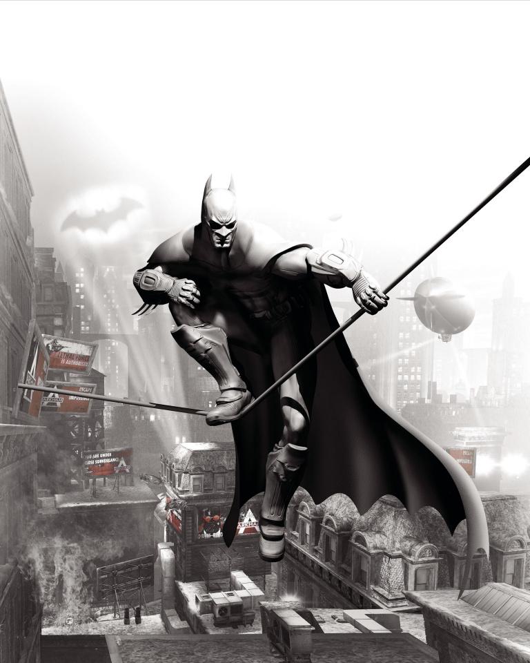 Batman: The Arkham Saga (Omnibus)