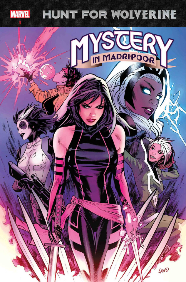 Hunt for Wolverine: The Mystery in Madripoor #1