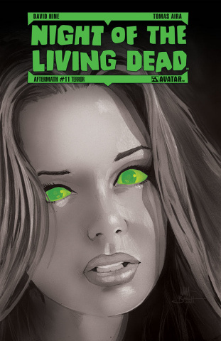 Night of the Living Dead: Aftermath #11 (Terror Cover)
