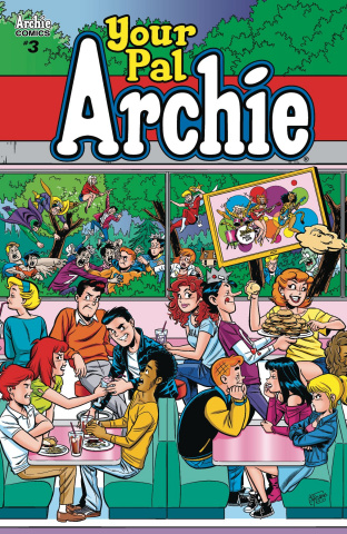 All-New Classic Archie: Your Pal Archie! #3 (McClaine Cover)