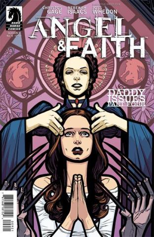 Angel & Faith #9 (Isaacs Cover)