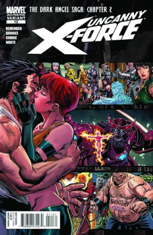Uncanny X-Force #12 (2nd Printing)