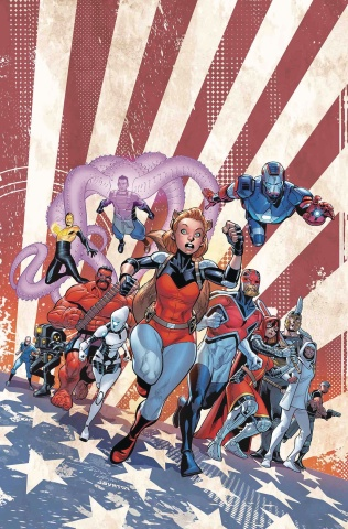 U.S.Avengers #9 Se