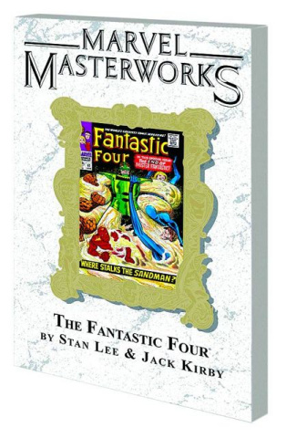 Fantastic Four Vol. 7 (Marvel Masterworks)