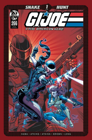 G.I. Joe: A Real American Hero #266 (15 Copy Royle Cover)