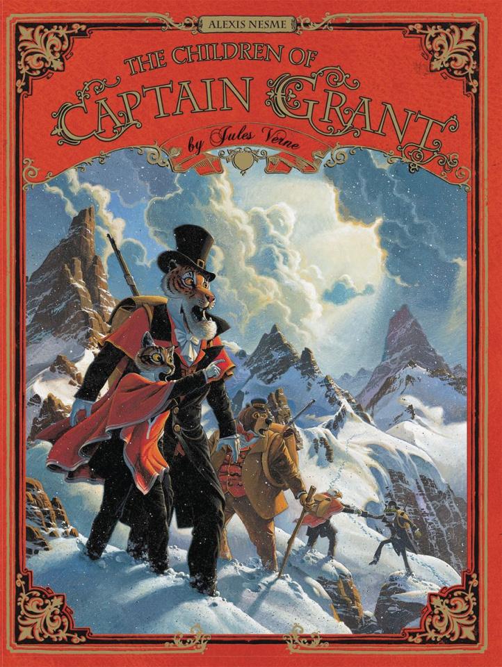 The Children of Gaptain Grant