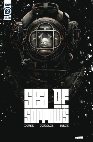 Sea of Sorrows #2 (Cormack Cover)