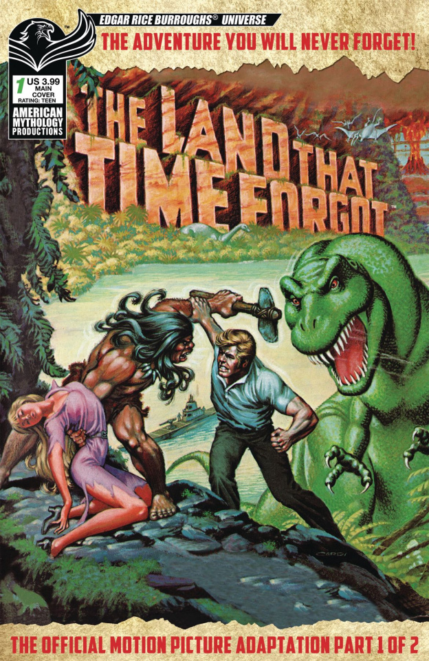 The Land That Time Forgot: 1975 #1