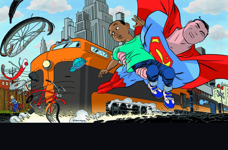 Action Comics #37 (Darwyn Cooke Cover)