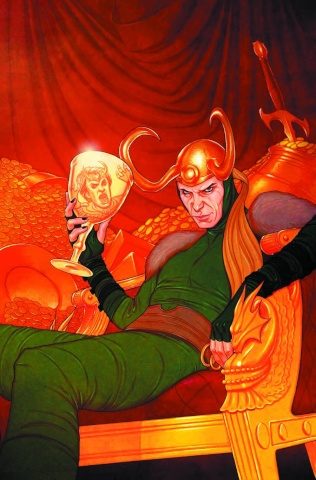 Loki: Agent of Asgard #3 (2nd Printing)