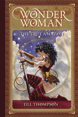 Wonder Woman: The True Amazon