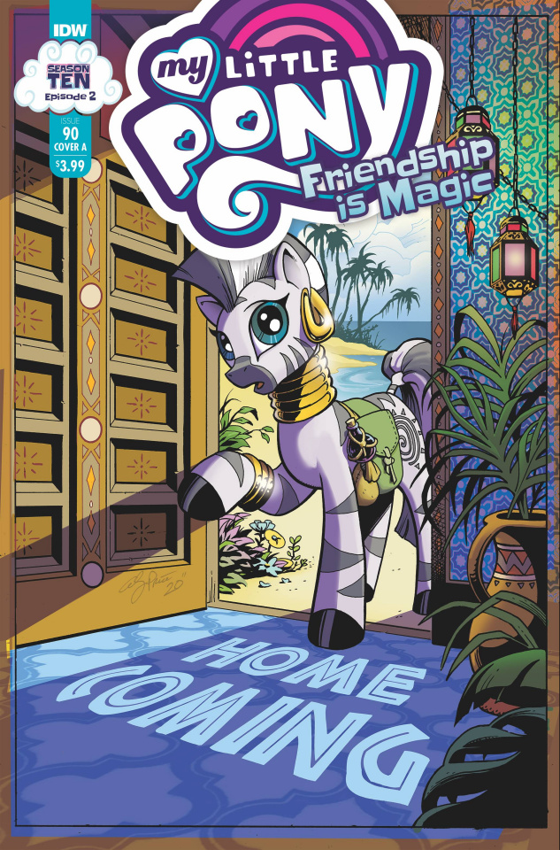 My Little Pony: Friendship Is Magic #90 (Price Cover)
