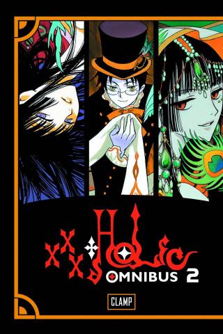 xxxHOLIC Vol. 2 Omnibus