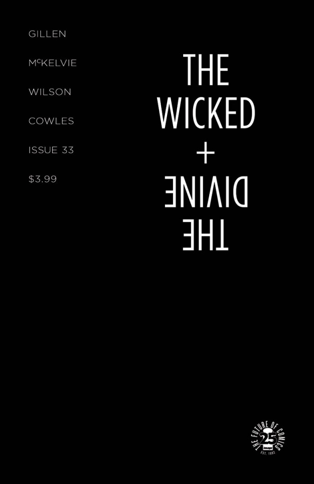 The Wicked + The Divine #33 (McKelvie & Wilson Cover)