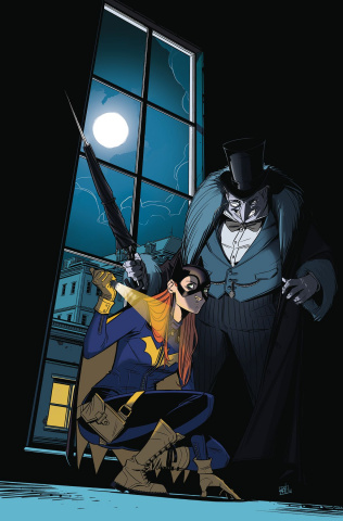 Batgirl Vol. 2: Son of the Penguin (Rebirth)