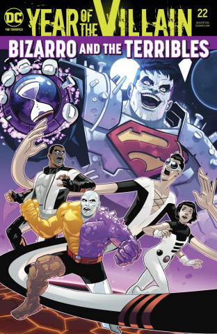 The Terrifics #22 (Year of the Villains)
