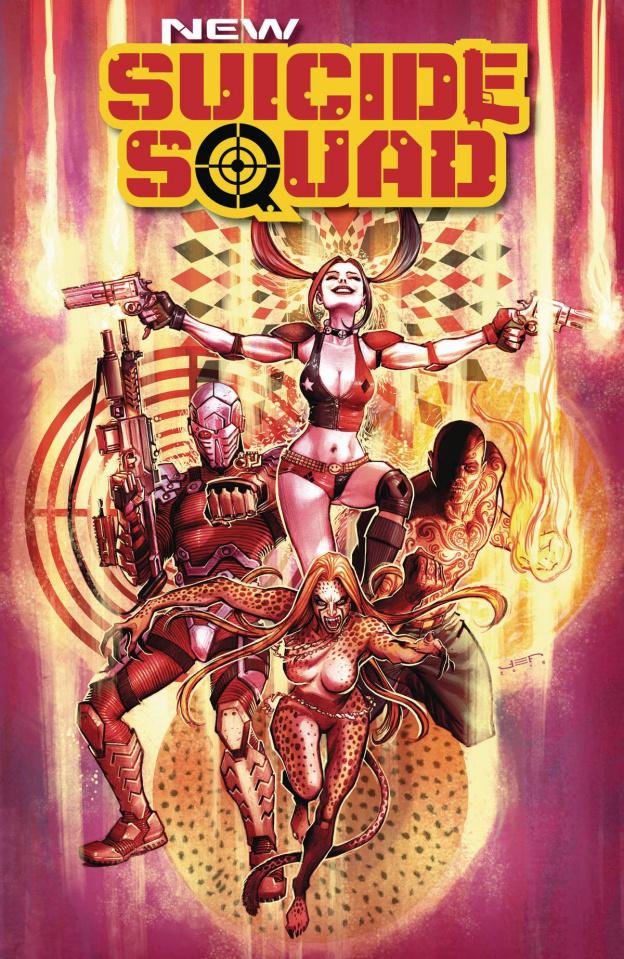 New Suicide Squad #21