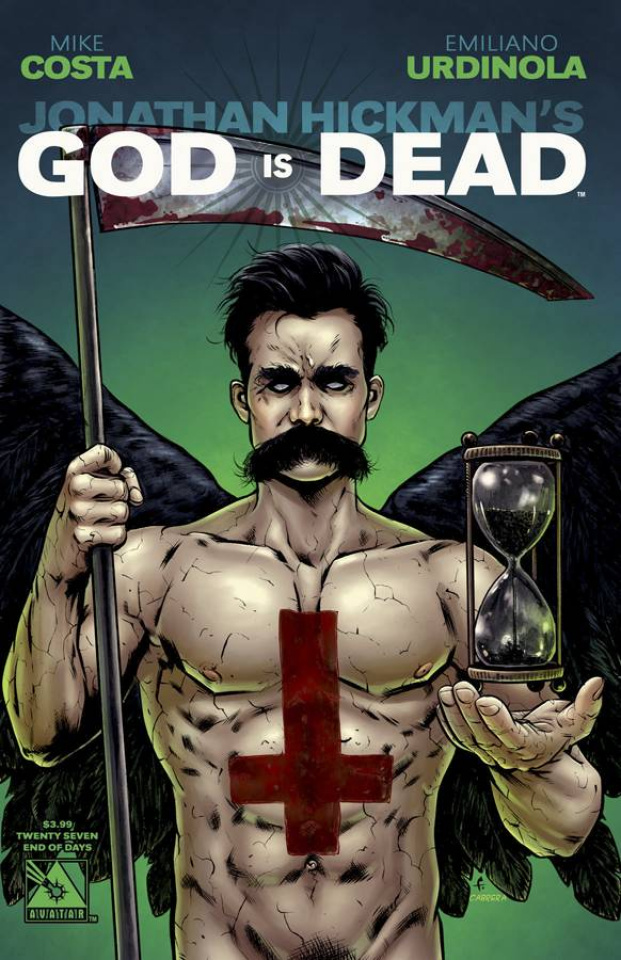 God Is Dead #27 (End of Days Cover)