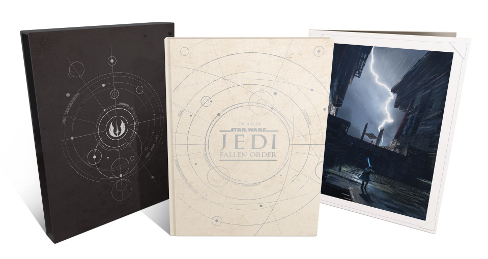 The Art of Star Wars: Jedi - Fallen Order (Limited Edition)