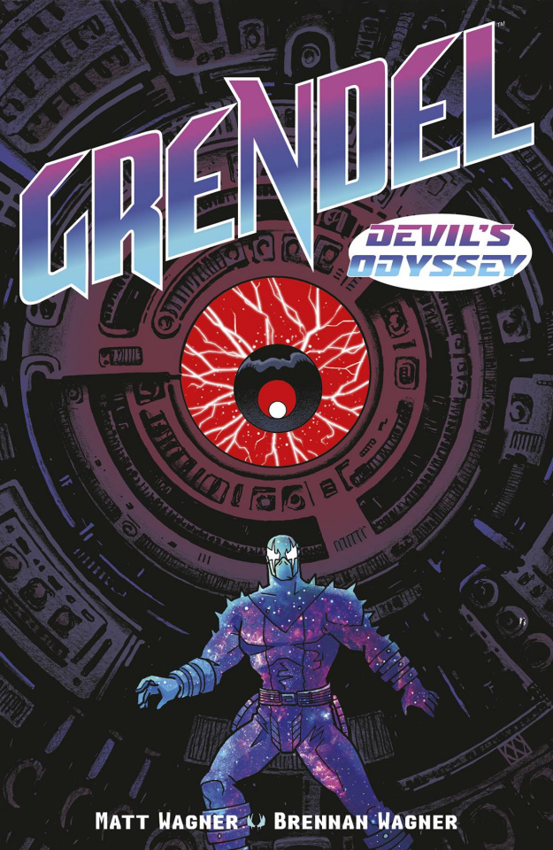 Grendel: Devil's Odyssey #8 (Wagner Cover)