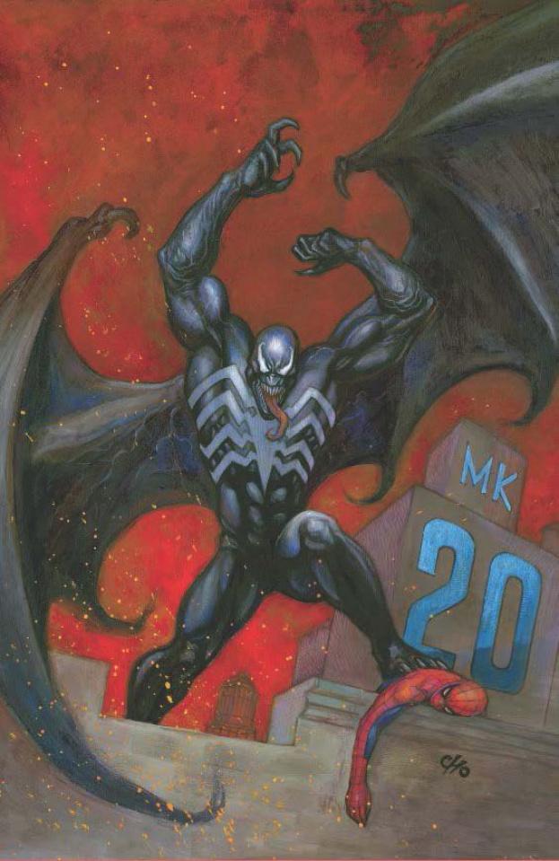 Venom #7 (Frank Cho Cover)