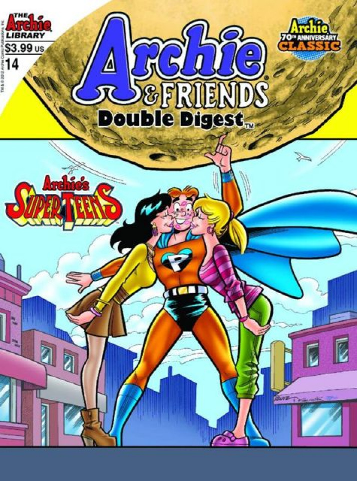 Archie & Friends Double Digest #14