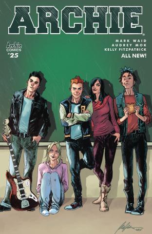 Archie #25 (Albuquerque Cover)