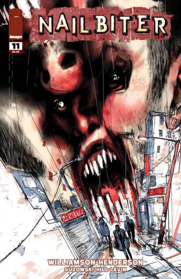 Nailbiter #11 (Rossmo Cover)