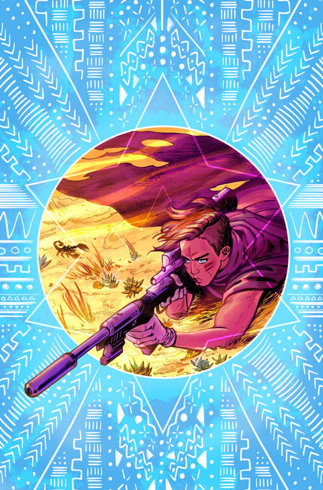 War Mother #3 (20 Copy Fish Cover)