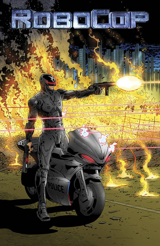 RoboCop: To Live And Die in Detroit