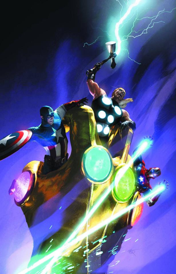 Ultimate Comics Ultimates #26
