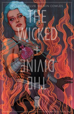 The Wicked + The Divine #20 (Frison Cover)