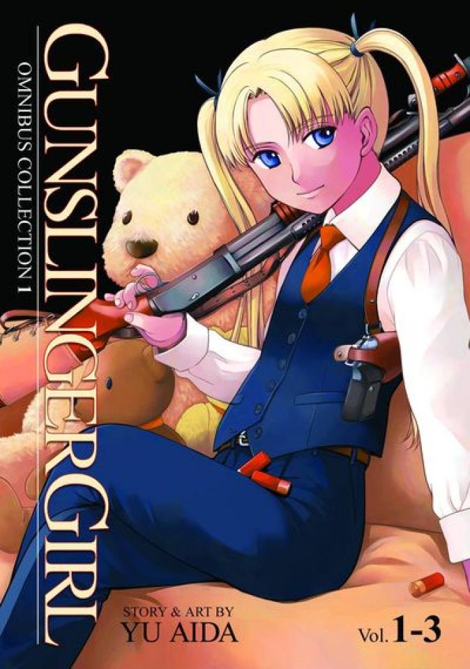 Gunslinger Girl Omnibus Vol. 1