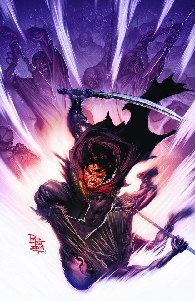 Conan the Avenger #3