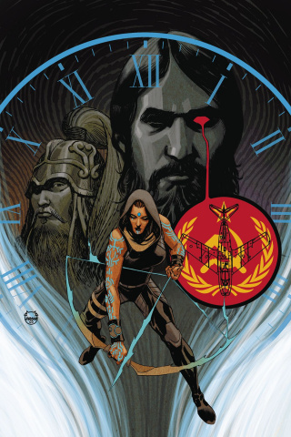 Artemis and the Assassin #1 (15 Copy Johnson Cover)