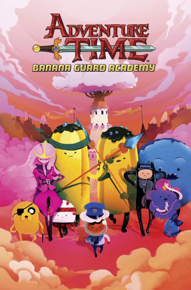 Adventure Time: Banana Guard Academy Vol. 1